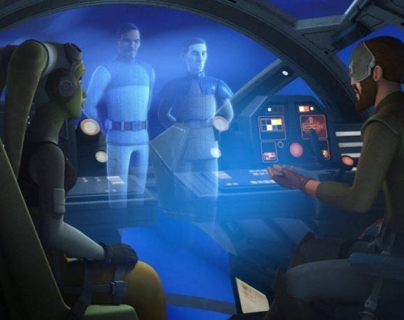 EXCLUSIVE Interview with Dave Filoni | Executive Producer of Star Wars Rebels