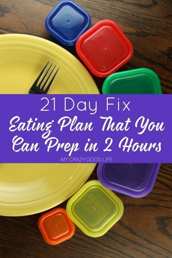 21 day fix containers and yellow plate
