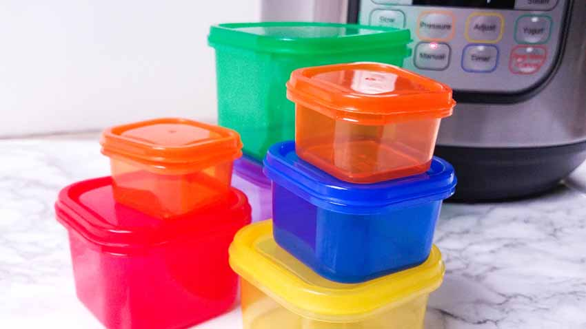 21 day fix diet containers
