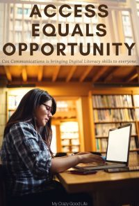 Cox Partners with Libraries to Close the Digital Divide