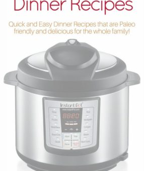 Paleo Instant Pot dinner recipes are a great way to make sure that you can prepare a healthy meal in a hurry. The whole family will love these tasty meals!