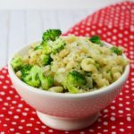 Parmesan Pasta Salad with Broccoli