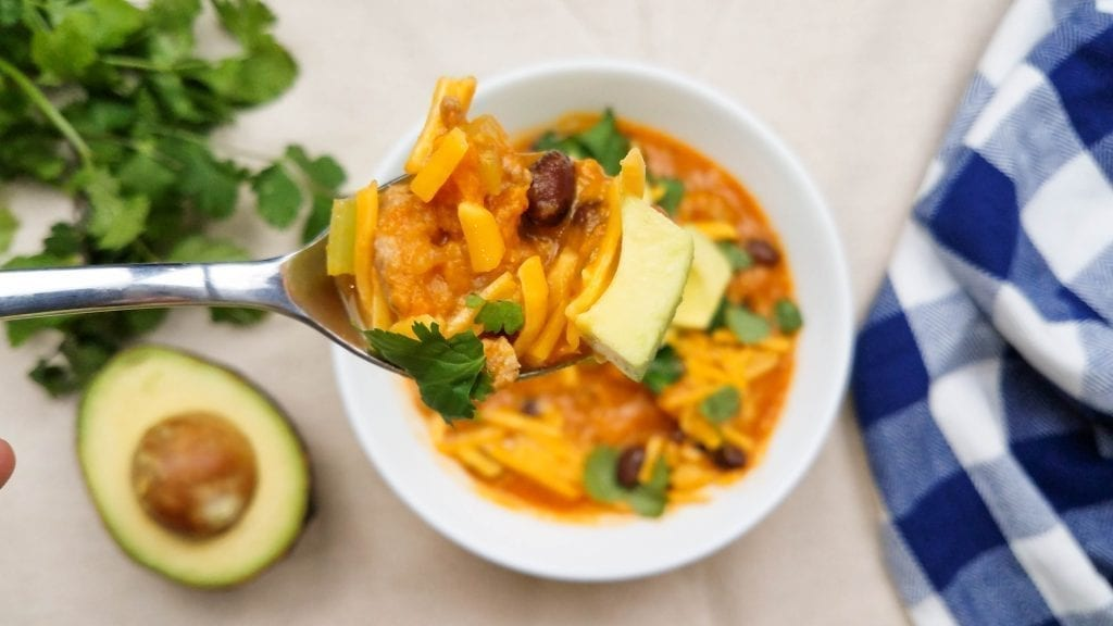This 21 Day Fix Chili recipe collection is full of great meal prep recipes! Instant Pot Chili Recipes | 21 Day Fix Chili Recipes | Crockpot Chili Recipes | Healthy Chili Recipes