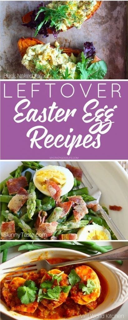 Easy and delicious leftover Easter egg recipes! Egg Salad Recipes | Deviled Egg Recipes