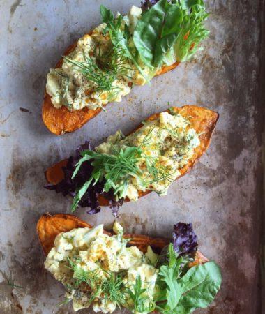 Easy and delicious leftover Easter egg recipes! Egg Salad Recipes | Deviled Egg Recipes