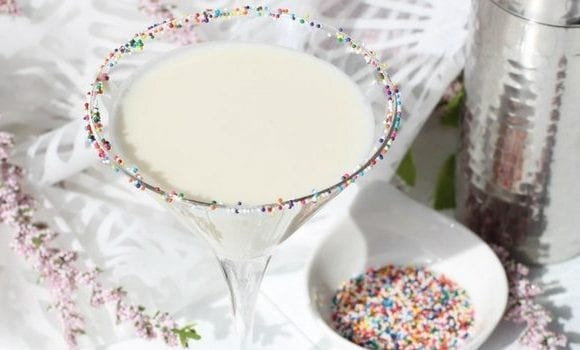 Funfetti Martini Recipe