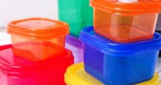 21 day fix color coded containers.