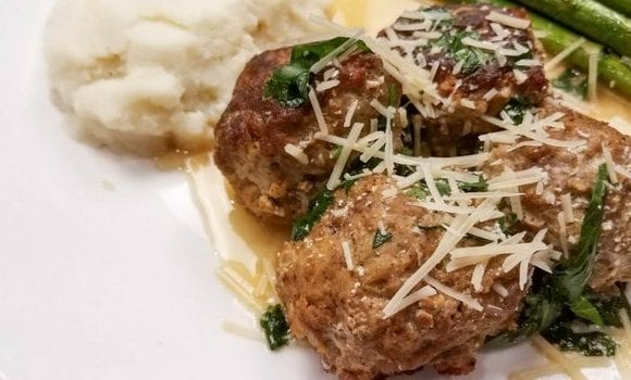 Easy Instant Pot Swedish Meatballs Recipe | 21 Day Fix Swedish Meatballs