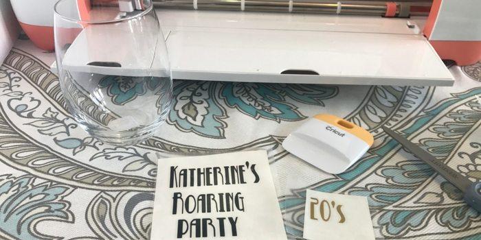 Roaring 20s Party Favors | Cricut Party Favors