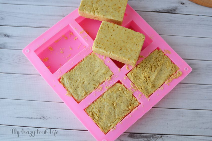 Making your own soap is a lot easier and safer than you might think! This simple DIY soap bar tutorial will show you how. Customize and find your favorites!