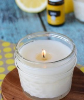 Making these DIY soy candles is so easy and fun. You can customize the scents to match your preference and they make a great gift!