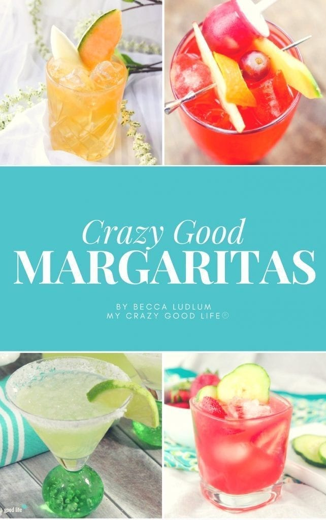 Becca's favorite drink is a NorCal Margarita (page 14), and you can find fifteen other delicious margarita recipes right here as well. From low cal to sinful–these mouthwatering margarita recipes are ones you'll want to have on hand for your next happy hour! ($2.99)