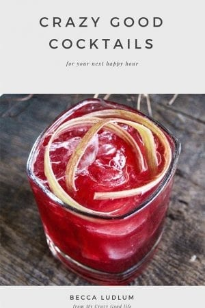 crazy good cocktails ebook