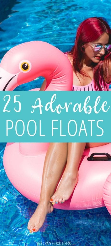 Has anyone else noticed that there are some seriously fun pool floats on the market these days? It used to be all black tubes and rafts that sank when you laid on them, noodles, the usual. Now there are so many amazing designs for fun pool floats.