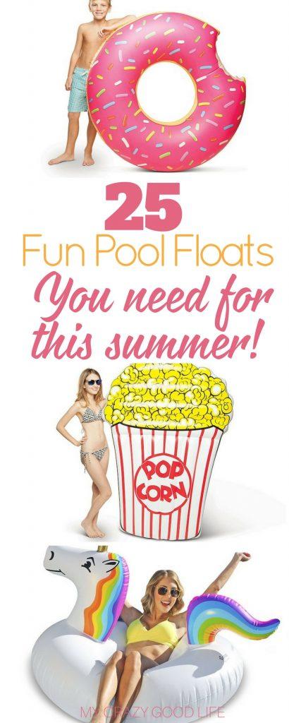 25 best pool floats for summer trendy pool floats my. Black Bedroom Furniture Sets. Home Design Ideas