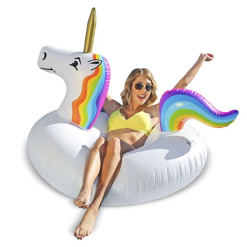 These are 25 fun pool floats you need for this summer. No pool party will be epic without some of these adorable and fun pool floats and rafts!