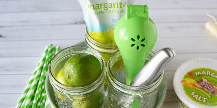 Margarita Jar Gift Tray