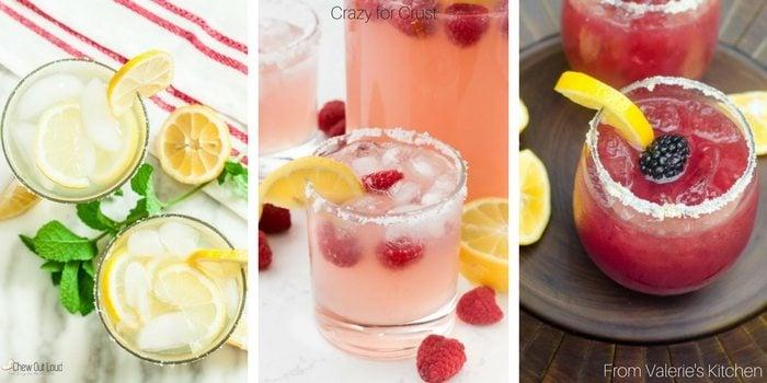 The Best Lemonade Margaritas for Summer