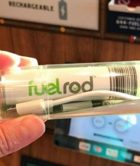 We live in a world that is ruled by our smartphone batteries. If we lose power we're out of touch. FuelRod Charging Sticks are changing all of that.