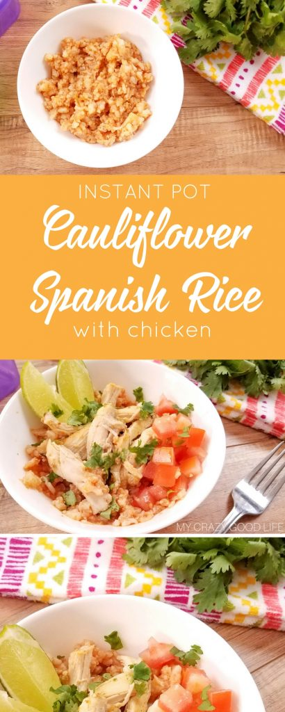 Cauliflower Spanish Rice is the perfect low carb side dish for Taco Tuesdays! Mexican food always tastes better with rice, don't deny yourself any longer! This low carb cauliflower Spanish rice is super easy to make, and a healthier Spanish rice recipe1