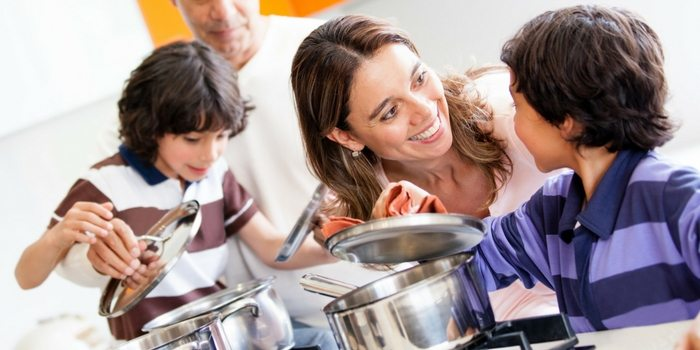 21 Day Fix Family Meal Plan