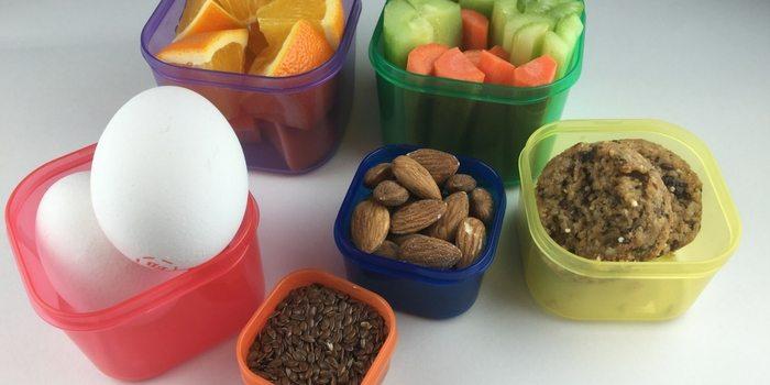 21 Day Fix Vegetarian Meal Plan