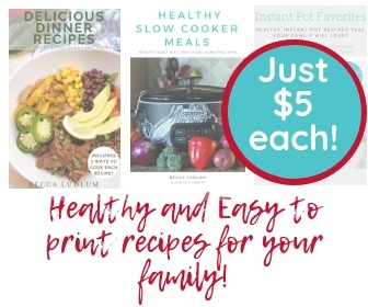 Looking for easy to print recipes? I have them here for Instant Pot, 21 Day Fix Instant Pot, and more!