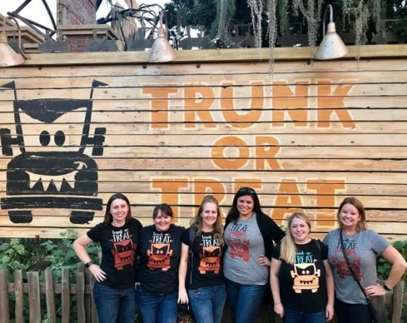 Trunk or Treat | Cars Land Halloween Shirt