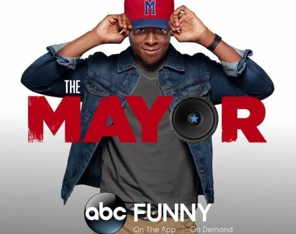 ABC's Newest Comedy: The Mayor! Bernard David Jones & Marcel Spears Interview