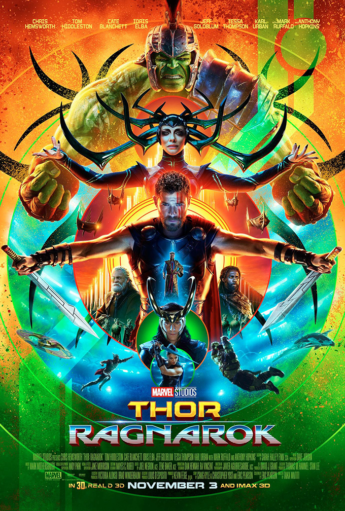 Exciting news everyone! I've been invited to the Thor Ragnarok Premiere and I'm pretty excited if we're being honest...It's going to be quite the event.