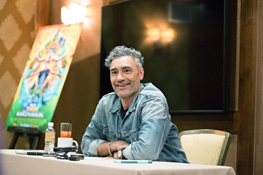 Interview with Thor: Ragnarok Director Taika Waititi #ThorRagnarokEvent