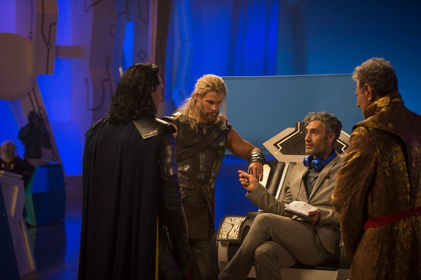 We were able to sit down with the brilliant mind behind Marvel's newest movie, Thor: Ragnarok. Here's what he had to say.