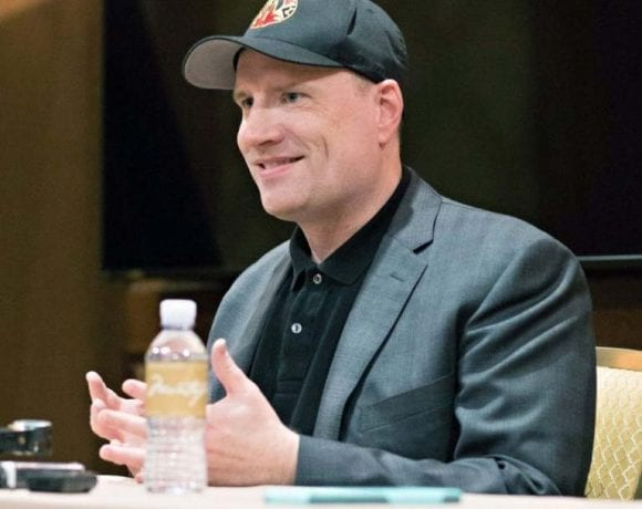 Chatting with Marvel's Kevin Feige #ThorRagnarokEvent