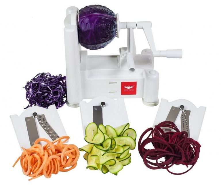 A spiralizer is a must for any Fixed Holiday Gift Guide