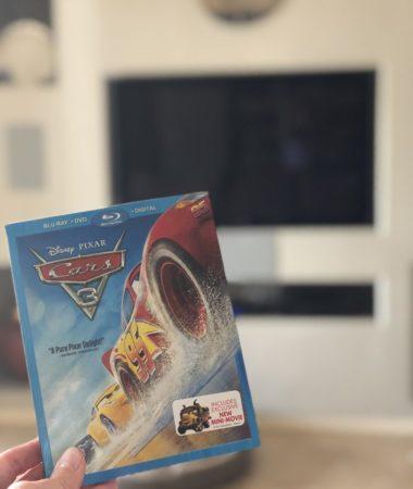Cars 3 + Blu-ray plus Bonus Features