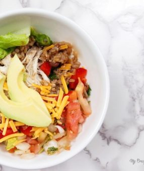 These WW burrito bowls are great for the whole family. Everyone will love this tasty recipe!
