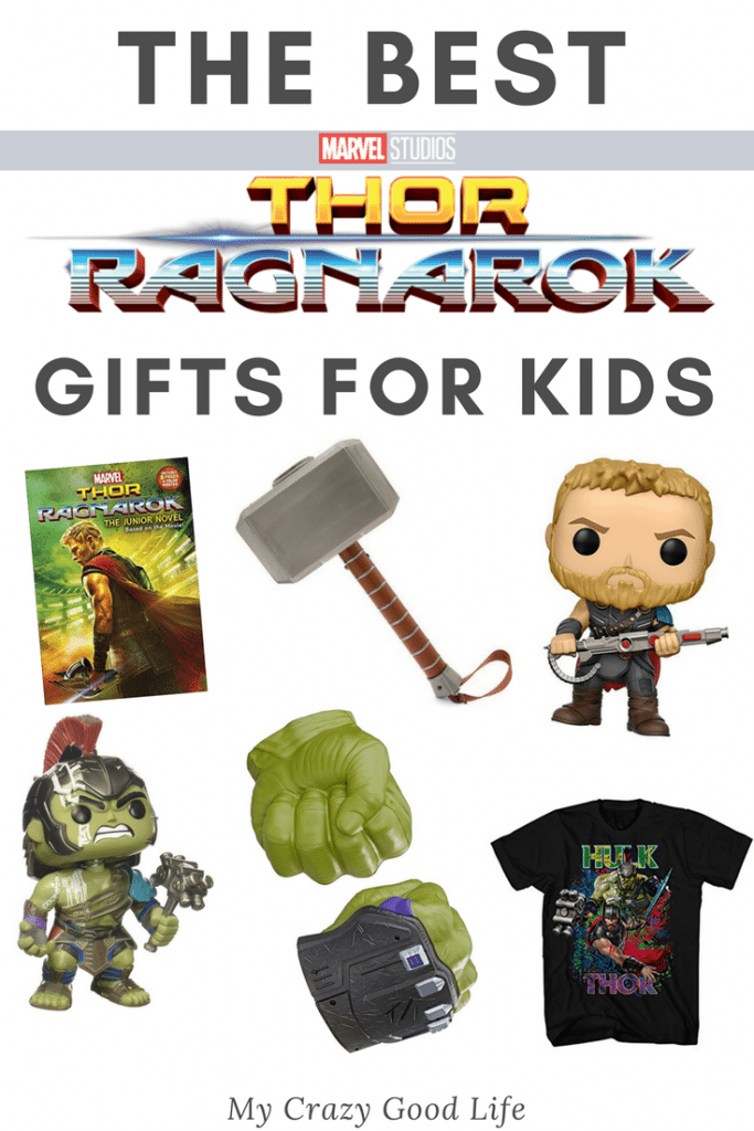 The best Thor gifts for kids this holiday season! Gift Guides | Avengers Gifts | Thor Gift Guide