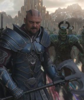 Interview with Thor: Ragnarok's Karl Urban