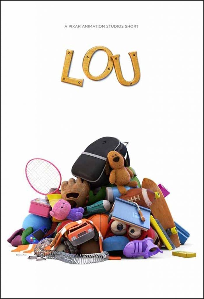 LOU–the Pixar animated short film
