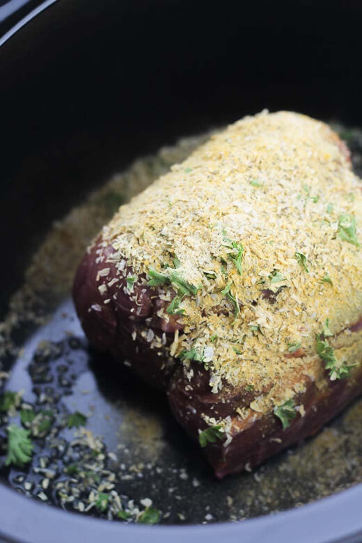 pot roast in crockpot
