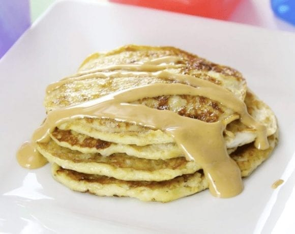 Weight Watchers Banana Pancakes