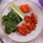 Weight Watchers buffalo chicken wings are a great snack, perfect for parties, and of course a healthy protein option! Check out this easy and tasty Instant Pot recipe.#weightwatchers #recipes #instantpot