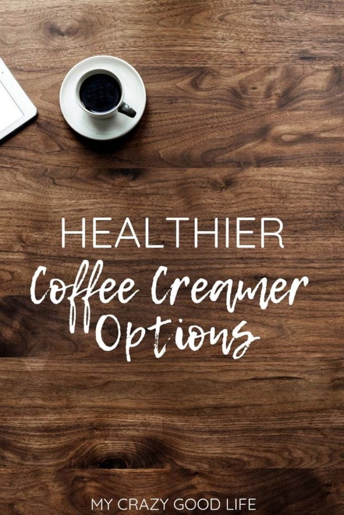 Finding the perfect way to drink your coffee can be tough while following a healthy lifestyle or the 21 Day Fix. Some people don't like to drink it black, I get that. These are some options for you!
