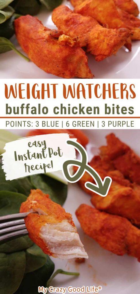 Weight Watchers Buffalo Chicken Bite Pin