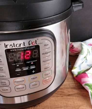 My love for the Instant Pot is no secret. What you might not know is that these Instant Pot Weight Watchers Freestyle recipes are an easy way to eat healthy, stay on track with your plan, and get dinner on the table quickly.