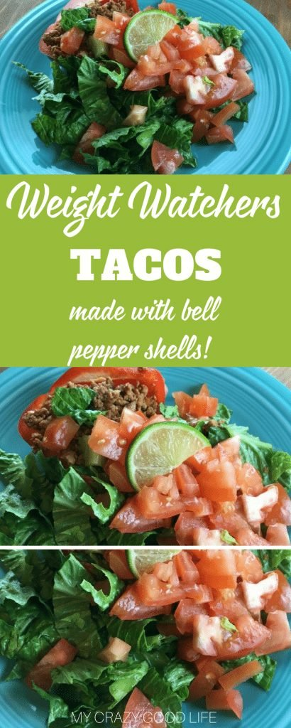 In my house, we are big fans of Weight Watchers tacos! Tacos are a quick and easy weeknight meal that allows everyone to customize their meal to suit their tastes. In this case, it also means I don't have to worry about splurging on points. #weightwatchers #recipes #freestyle