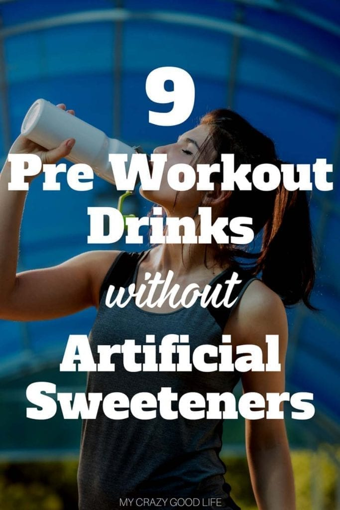 If you are on the 21 Day Fix you know that the struggle to find a pre workout drink with no artificial sweeteners is real. The good news is that I've scoured the internet and found the best pre workout options that contain no artificial sweeteners.