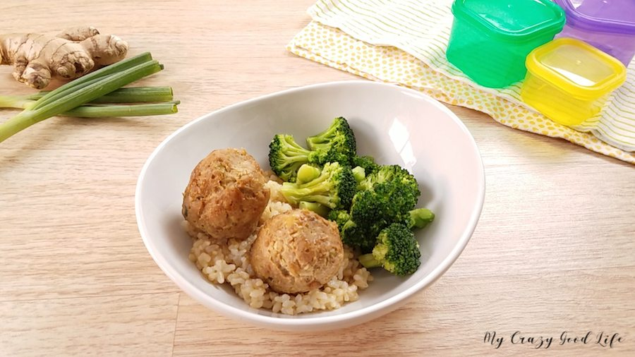 These teriyaki meatballs are so easy to make. You can use the Instant Pot, the Crockpot, or the oven to make these easy teriyaki meatballs. I make mine with turkey so they're also healthy, 21 Day Fix approved, and great for meal prep. Whip up a batch of these teriyaki turkey meatballs for your next party or event. We eat them pretty regularly as part of a healthy dinner but they'd make a great appetizer recipe as well! #21dayfixed #21dfx #instantpot #crockpot #recipes #healthyrecipes