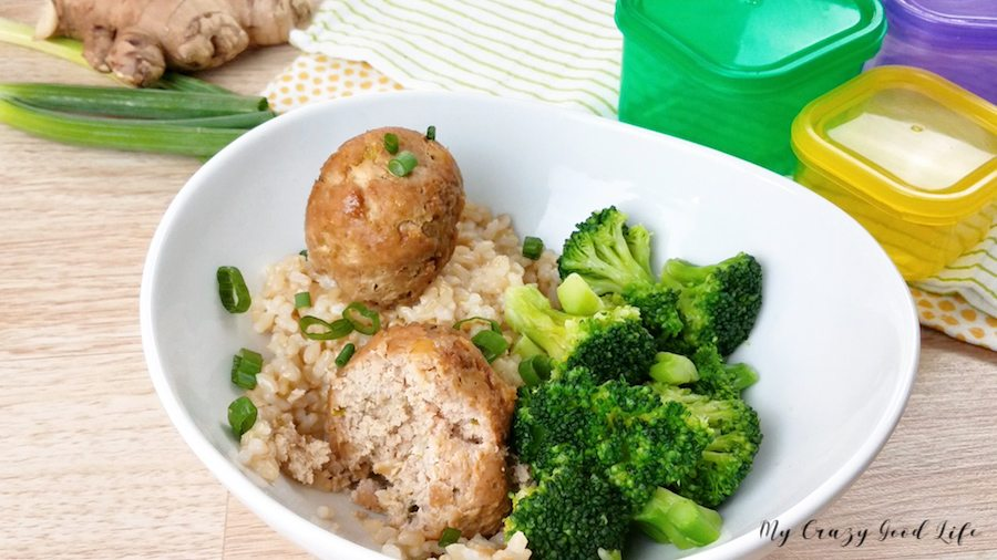 These teriyaki meatballs are so easy to make. You can use the Instant Pot, the Crockpot, or the oven to make these easy teriyaki meatballs. I make mine with turkey so they're also healthy, 21 Day Fix approved, and great for meal prep. Whip up a batch of these teriyaki turkey meatballs for your next party or event. We eat them pretty regularly as part of a healthy dinner but they'd make a great appetizer recipe as well!#21dayfixed #21dfx #instantpot #crockpot #recipes #healthyrecipes