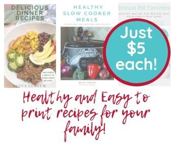 delicious dinner recipes ebook